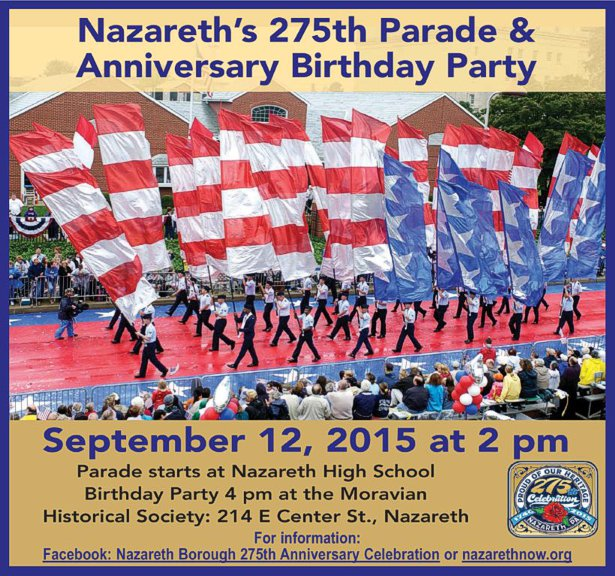 Nazareth's 275th